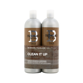 TIGI Clean It Up Duo 2x750ml