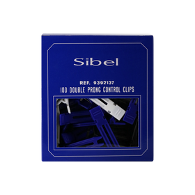 Sibel Watergolfclips Plastic Dubbel 100st/9392137