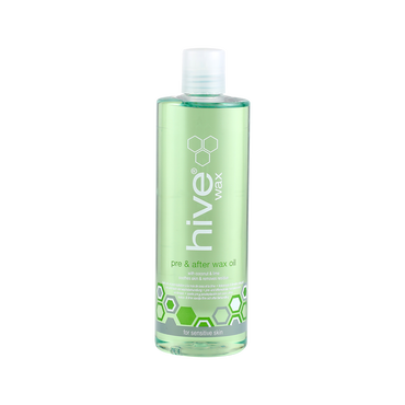 Hive Pre & After Wax Oil Coconut & Lime 400ml
