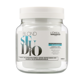 LOREAL Blond Studio Ammonia Free Paste 500g