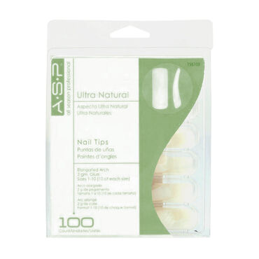 ASP Tips Ultra Natural 100 st