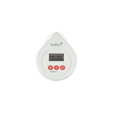 Sibel Digitale Timer Drop Wit/009004001