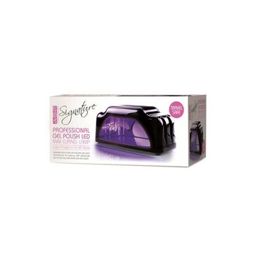 ASP Signature LED Lamp Gel Polish Mini Curing Lamp