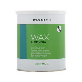 Jean Marin Wax Pot Aloe Vera 800ml