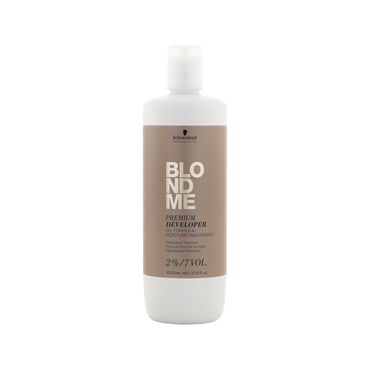 SCHWARZKOPF Blond Me Premium Developer 2%-7Vol 1l