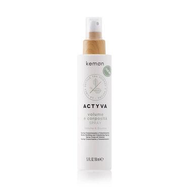 Kemon Actyva Volume E Corposita Spray 150ml