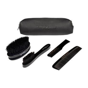 Hercules Beard & Mustache Brush Kit