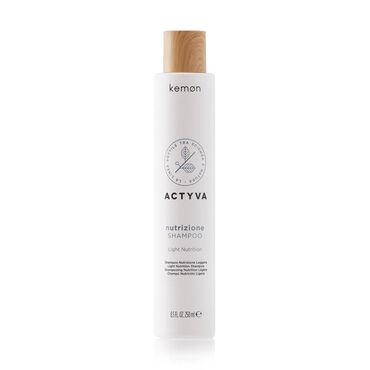 Kemon Actyva Nutrizione Shampoo 250ml