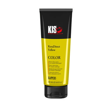 Kis Color KeraDirect 200ml Yellow