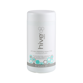 HIVE Pre Wax Cleanser Wipes tt 100 st