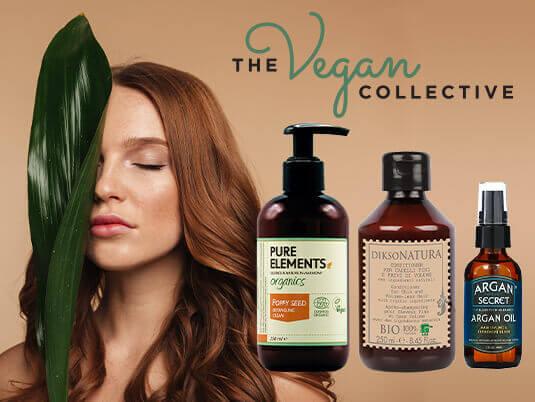 Het Vegan collectief Voor natuurlijker haar dan ooit