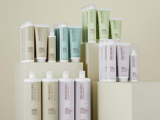 Ontdek Paul Mitchell® Clean Beauty biedt natuurlijke oplossingen die niet alleen goed zijn voor je haar, maar ook voor de planeet.